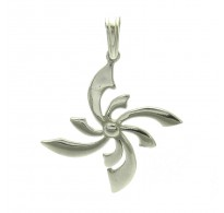 PE000156 Stylish Sterling silver pendant 925 perfect quality solid