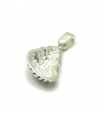 PE000026 Sterling silver pendant 925 Shell Charm
