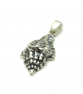 PE000027 Sterling silver pendant 925 Shell Charm