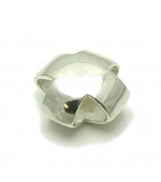 PE000047 Stylish Sterling silver pendant 925 Solid Cross