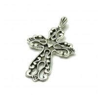 PE000136 Stylish Sterling silver pendant 925 cross quality