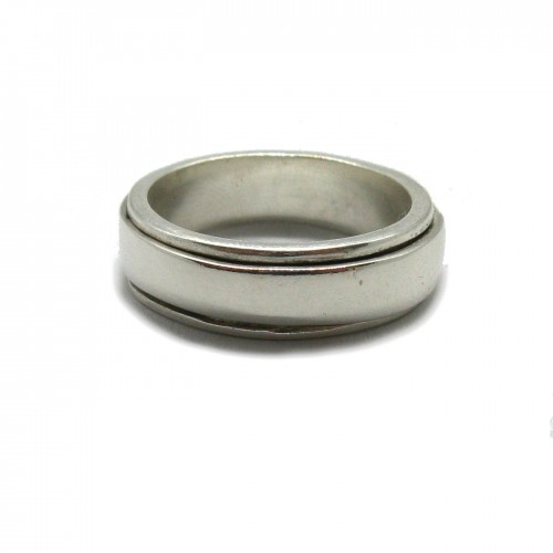 Details about  /Plain Sterling Silver Ring Band Hallmarked Solid 925 Perfect Quality Empress