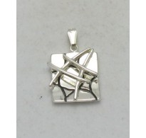 PE000324 Stylish Sterling silver pendant 925 solid perfect quality