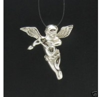 PE000038 Stylish Sterling silver pendant 925 Angel Charm
