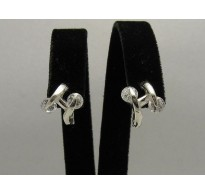 E000153 Sterling Silver EarringsWith cz 925