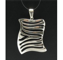 PE000321 Stylish Sterling silver pendant 925 solid perfect quality