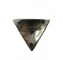 R000007 STERLING SILVER Ring Solid 925 Triangle