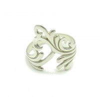 R000218 STERLING SILVER Ring Solid 925