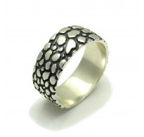 R000235 STERLING SILVER Ring Solid 925 Band