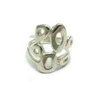 R001669 STERLING SILVER RING SOLID 925 EMPRESS