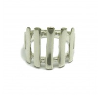 R001680 STERLING SILVER RING SOLID 925 EMPRESS