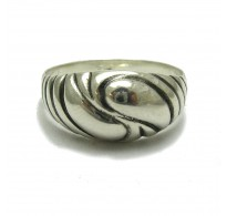 R001737 STERLING SILVER RING SOLID 925 EMPRESS